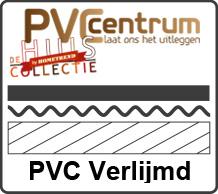 PVC Verlijmd